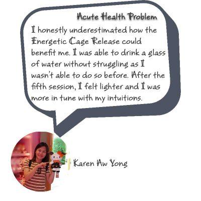 acute health problems
